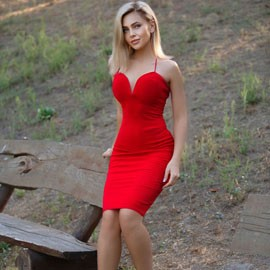 Nice bride Viktoria, 34 yrs.old from Cherkasy, Ukraine