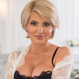 Beautiful mail order bride Elena, 53 yrs.old from Kharkov, Ukraine