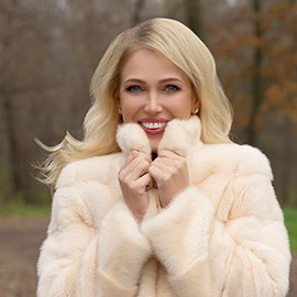 Gorgeous woman Marina, 39 yrs.old from Kiev, Ukraine