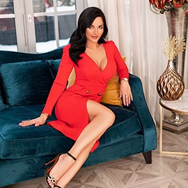 Single bride Alyona, 34 yrs.old from Moscow, Russia