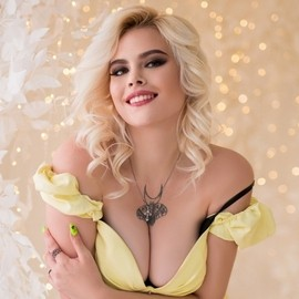 Gorgeous woman Daria, 21 yrs.old from Berdyans'k, Ukraine