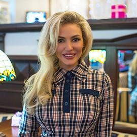 Single miss Anastasiya, 32 yrs.old from Simferopol, Russia