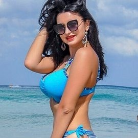 Amazing mail order bride Alfia, 42 yrs.old from Ulyanovsk, Russia
