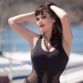 Charming wife Elena, 40 yrs.old from Sevastopol, Russia