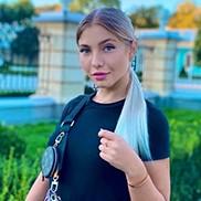Hot pen pal Anastasiya, 20 yrs.old from Kiev, Ukraine