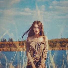Charming girlfriend Lyubov, 27 yrs.old from Stakhanov, Ukraine