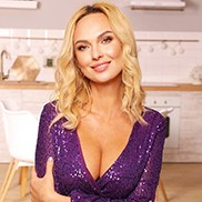 Gorgeous wife Victoria, 44 yrs.old from Kiev, Ukraine