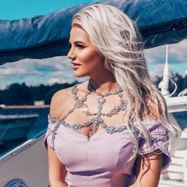 Single bride Svetlana, 38 yrs.old from Saint Petersburg, Russia