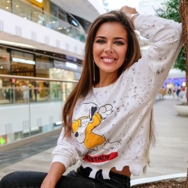 Pretty girlfriend Karina, 31 yrs.old from Kharkov, Ukraine
