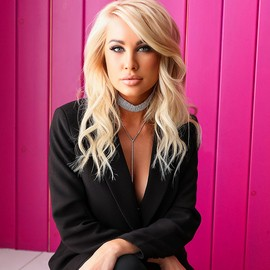 Gorgeous miss Anastasiya, 35 yrs.old from Kemerovo, Russia