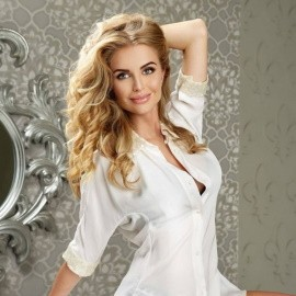 Gorgeous miss Ludmila, 35 yrs.old from Kyev, Ukraine