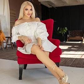 Single mail order bride Daria, 22 yrs.old from Kiev, Ukraine